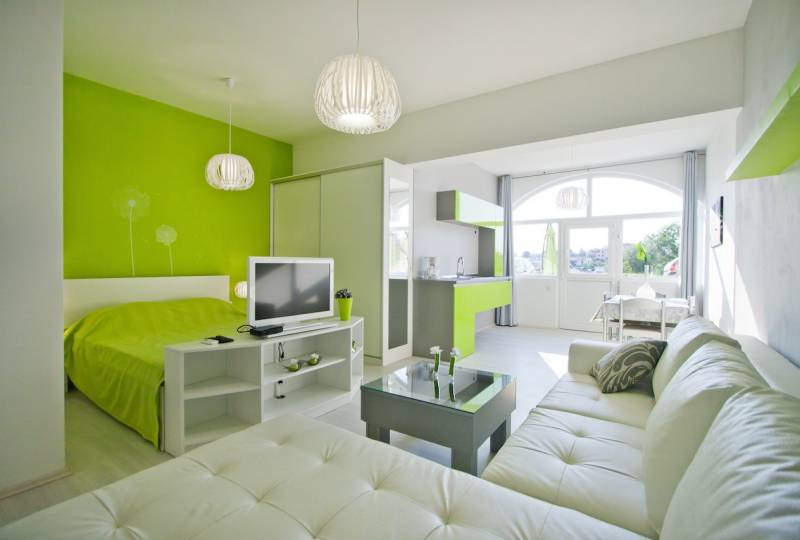Apartment Mauri Green
